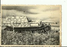 FOTO WK2 WW2 PANZER FERDINAND ELEFANT TANK 463 | eBay