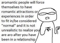 #aromantic