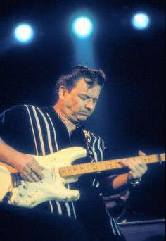 American guitarist Jimmie Vaughan from The Fabulous Thunderbirds performs live on stage at the North Sea Jazz festival in the Congresgebouw, The Hague, Netherlands on July Get premium, high resolution news photos at Getty Images Jimmie Vaughan, Blues Artists, Stevie Ray Vaughan, Jazz Festival, Double Trouble, Guitar, Singer, History, American
