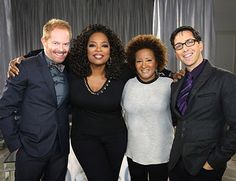 Jesse Tyler Ferguson, Wanda Sykes, and Dan Bucatinsky Talk Being Gay in Hollywood with Oprah - #OUTtv #OUTspoken