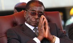 Robert Mugabe asked to be UN 'leader for tourism'    So, Why are we supporting the U.N. again?