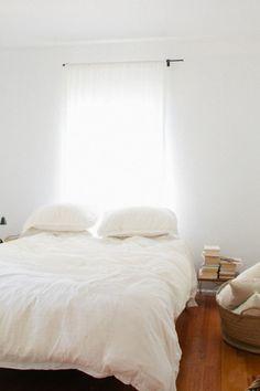 La casa de Claire Cottrel en el blog Lua Nord. Las imagenes son de Freunde von Freunden