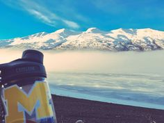 #GoBlue from the last frontier.