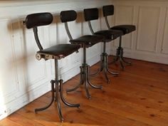 Table Bar, Octopus, Bar Stools, Furniture, Home Decor, Style, Industrial Chair, Stool, Lounge Chairs