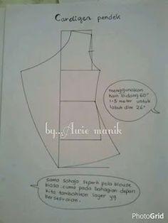 Pratik Kesim, Kolay Dikim Yelek Model, kalıp ve yapılışları, waistcoat free patterns
