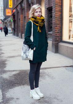 Elisa - Hel Looks - Street Style from Helsinki