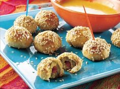 #Olive-Cheese #Bites 15 Appetizer Recipes with Olives   All Yummy #Recipes