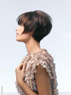 Zdjęcie 11 - Krótkie fryzury damskie GALERIA ZDJĘĆ