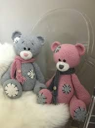 Image result for me to you bear crochet