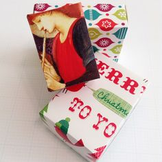 Xmas Card Boxes DWNees2013
