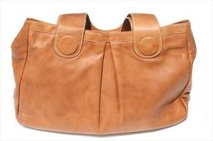 button detail bag - tan Leather Accessories, Leather Bag, Leather Bag Men, Leather Products, Leather Bags