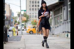Fairytale of New York Street Style /NYFW Día 3 Foto: © TheUrbansPotter / Daniel Bruno Grandl