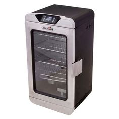Char-Broil 725-sq. in. Deluxe Digital Electric Smoker, Silver