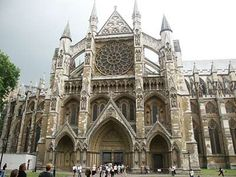 Westminster Abbey :)