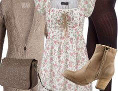 I love everything about this outfit girly comfortable!
