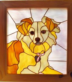 Dusty - from Delphi Artist Gallery by Solar Dog Glass Creations