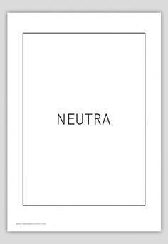 //\\// neutra type
