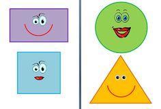 Areti's Place: Μαθηματικό παιχνίδι: Παίζω με τα γεωμετρικά σχήματα και τα χρώματα