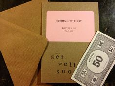 Monopoly card get well soon community chest hospital get well monopoly card get well soon community chest doctor bookmarktalkfo Choice Image
