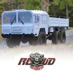 RC4WD 1/14 Beast II 6x6 Truck Kit