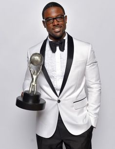 2013 NAACP Image Awards: Lance Gross