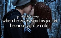 If Only Every Boy Was Like This .. Even if u r only friends