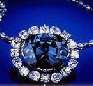 So beautiful..Blue Hope Diamond 112 carats!