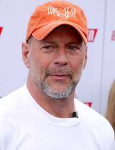 Bruce Willis - he just keeps getting better looking