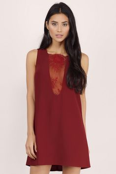 Lace be honest, you know you'll love these lace dressed from Tobi. Com #ShopTobi