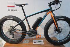 Felt electric fat bike with Bosch moter!, Seems like worlds of fun!