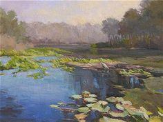 Wekiva Sunrise by Elaine Hahn