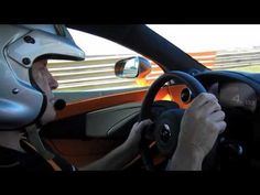 How to drive the new McLaren 570S around the track at Portimao