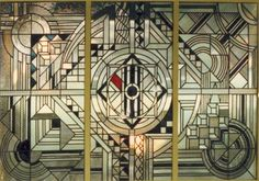 Deco Glass on Art Deco