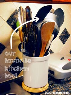 This is our favorite kitchen tool and we use it almost every night when making dinner (unless a Foodsitter chef is helping us  ). What's your favorite kitchen tool?  http://foodsitter.com/#/