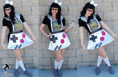 Cute Geek Apron. I need to make this!!! So cool!