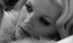 Gena Rowlands in Faces • Directed by John Cassavetes 1968