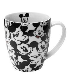 Look what I found on #zulily! Allover Mickey Mouse Mug by Zrike Brands #zulilyfinds