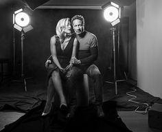 David Duchovny & Gillian Anderson On Reopening 'The X-Files' And The Possibility Of More – AwardsLine