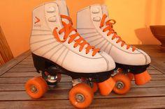 Diviértete al aire libre: Botas de piel de patinaje artístico, talla 29/30. Marca Boomerang por 17 puntos.  http://www.creciclando.com/Articulo-SegundaMano/Patines/716?pag=1=1=0#