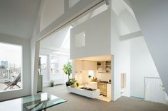 Apartment in Amsterdam - MAMM Design