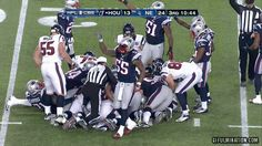 The super slick Brandon Spikes Dance off  | Patriots vs Texans