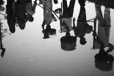 People reflection von Jagdev Singh