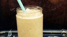 Banánovo - ovesné Smoothie Glass Of Milk, Smoothies, Food And Drink, Fresh, Drinks, Education, Beverages, Smoothie, Drink