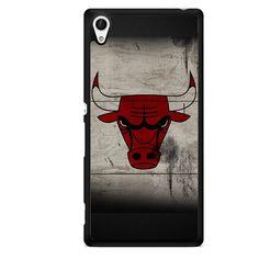 Chicago Bulls Basketball Wallpaper Design TATUM-2559 Sony Phonecase Cover For Xperia Z1, Xperia Z2, Xperia Z3, Xperia Z4, Xperia Z5