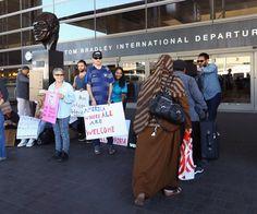 Ausnahme bei Einreiseverbot: USAmüssen noch 872 Flüchtlinge ins Land lassen - SPIEGEL ONLINE - Politik
