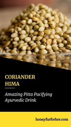 Dhanyakadi / Dhanyaka Hima A Pitta Pacifying Ayurvedic Drink For Bleeding Disorders, Hyperacidity, Diabetes, Burning Sensation, Excessive Thirst
