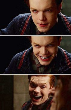He just might be the Joker after all. I adore him. Such a great actor.