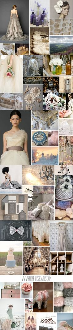 #Gray wedding ... Wedding ideas for brides, grooms, parents & planners ... https://itunes.apple.com/us/app/the-gold-wedding-planner/id498112599?ls=1=8 … plus how to organise an entire wedding, without overspending ♥ The Gold Wedding Planner iPhone App ♥