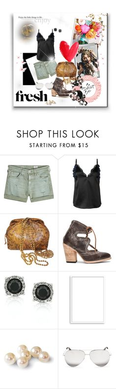 """Shorts With Boots!"" by flippintickledinc ❤ liked on Polyvore featuring AG Adriano Goldschmied, 3.1 Phillip Lim, Steven by Steve Madden, Mark Broumand, Bomedo and Victoria Beckham"