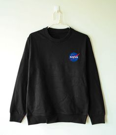 Nasa tshirt fashion shirt tumblr shirt graphic shirt by MoodCatz